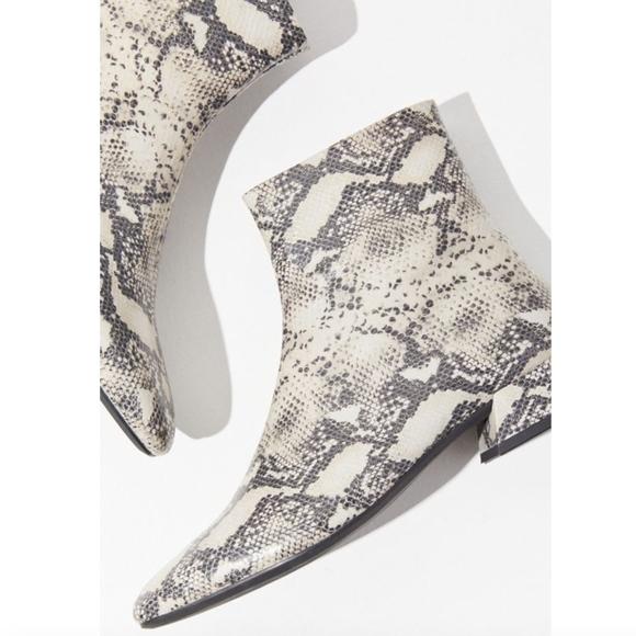 Uo Vagabond Shoemakers Joyce Snake Boot